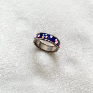 SOLD. Color Changing Mood Ring